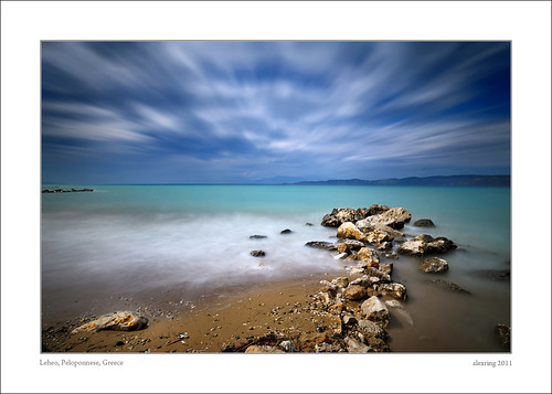 longexposure sea bw seascape nikon rocks greece nd d300 peloponnese ελλάδα 10stop alexring πελοπόννησοσ λέχαιο leheo