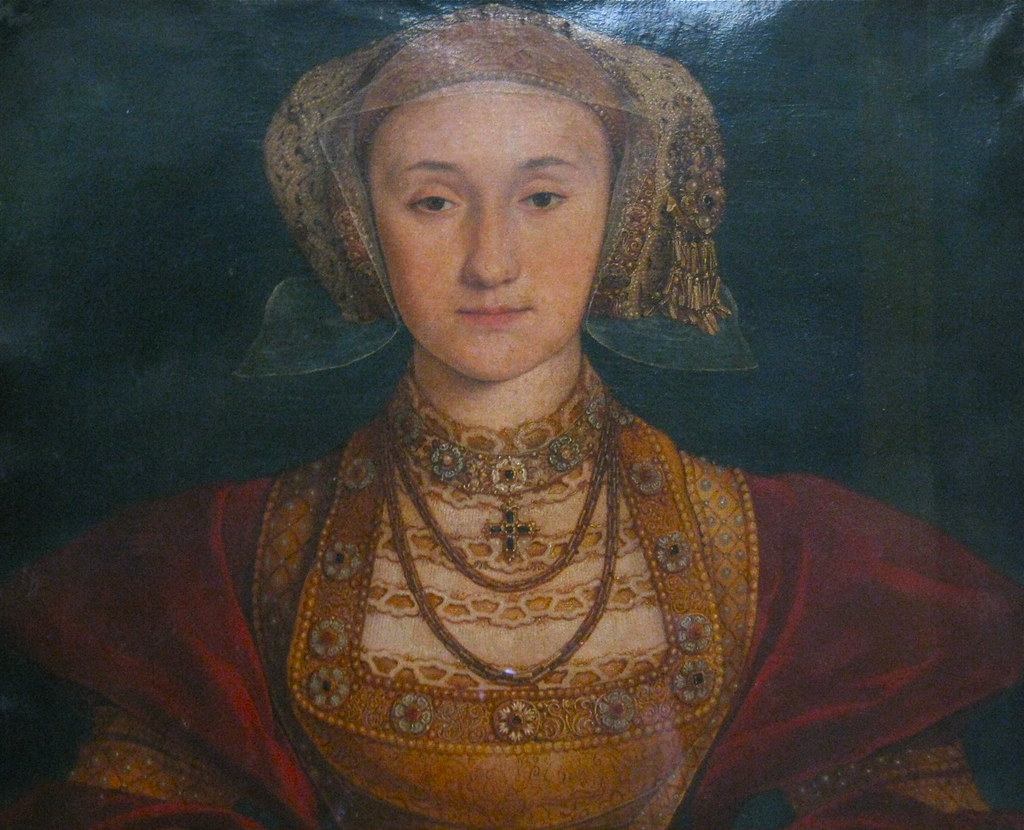 Anne of Cleves - a photo on Flickriver