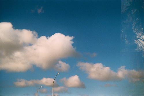 March 31: Toy Camera Sky