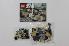 LEGO Star Wars Microfighters AAT (75029)