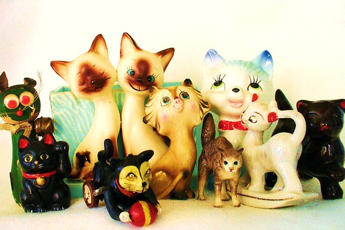 kitsch kitties + 1