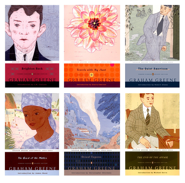 graham greene covers