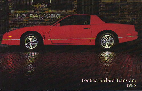 86 trans am firebird automotive news. Black Bedroom Furniture Sets. Home Design Ideas