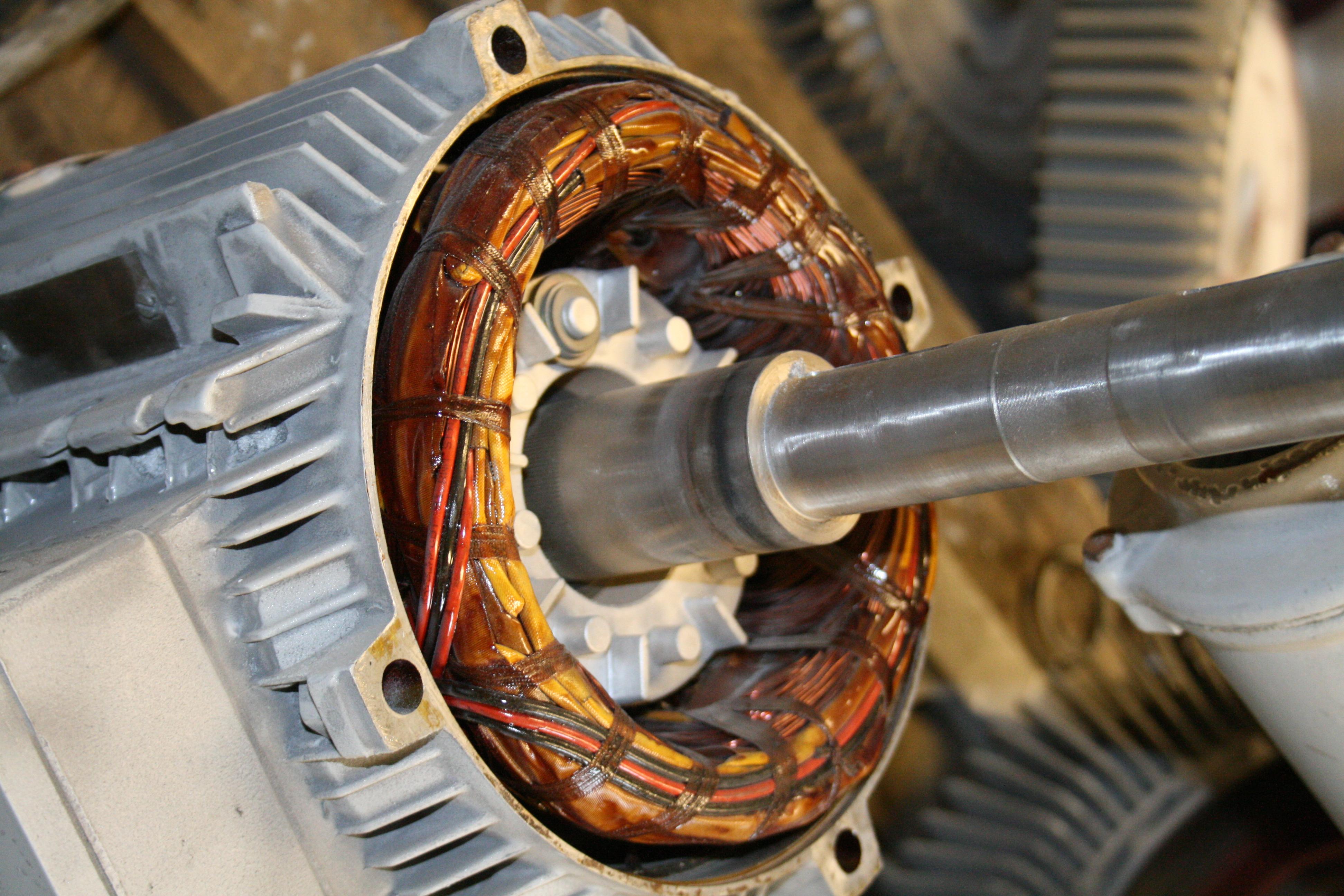Motor Bearing Replacement Flickr Photo Sharing