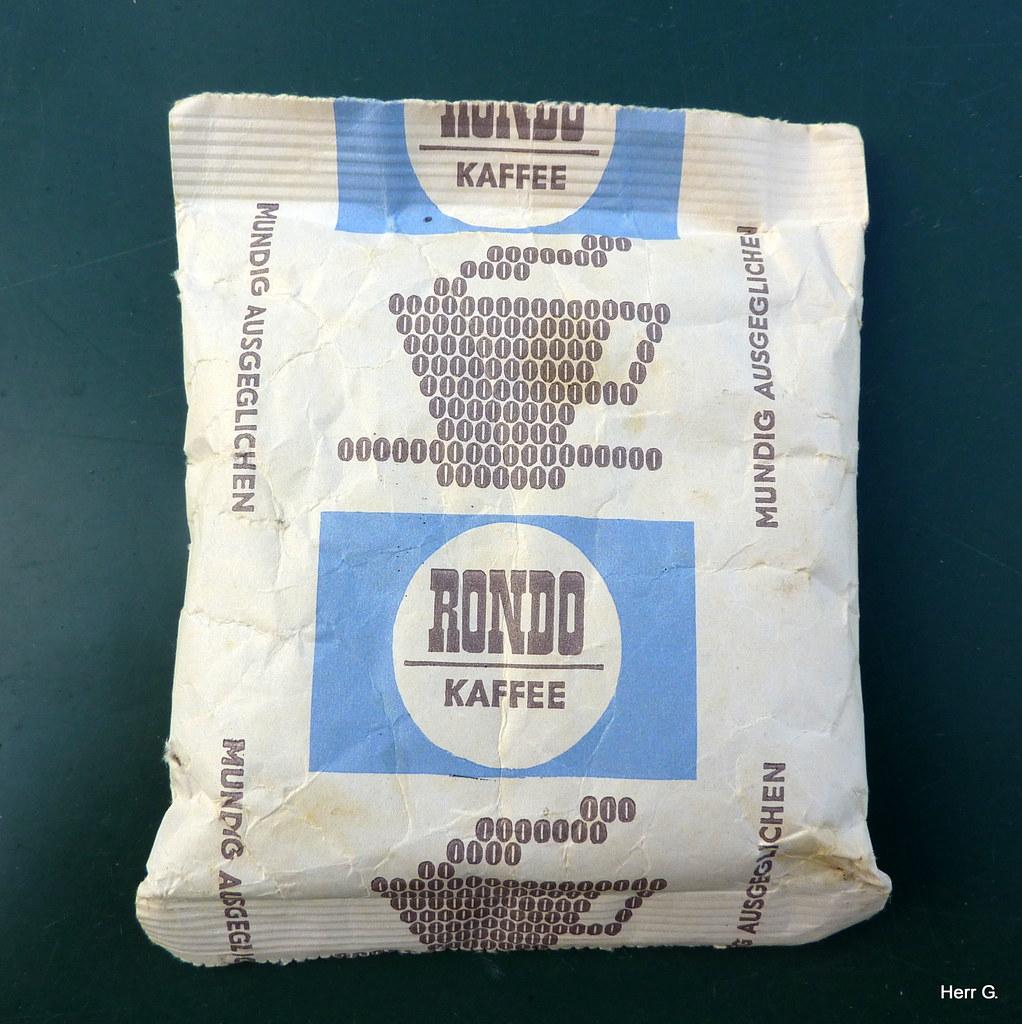 Rondo Kaffee Ddr