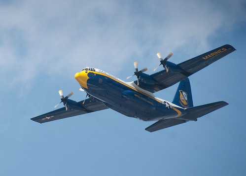 "C-130T Hercules ""Fat Albert"" 