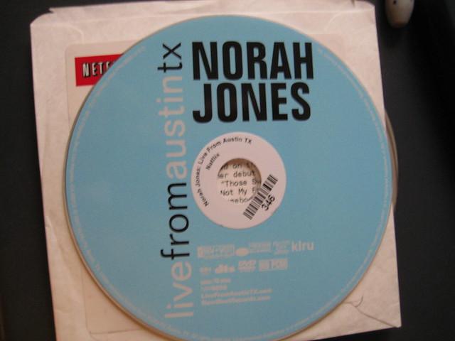Norah Jones: Live From Austin TX (2007)