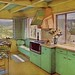 The Green Kitchen by army.arch