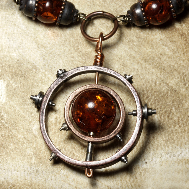 Ring In The Steampunk Decor To Pimp Up Your Home: Steampunk Jewelry
