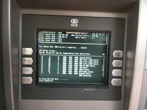ATM Crash