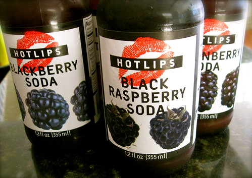 Southern Oregon's finest: Hot Lips Sodas