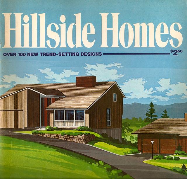 Hillside homes flickr photo sharing for Home plans for hillside lots