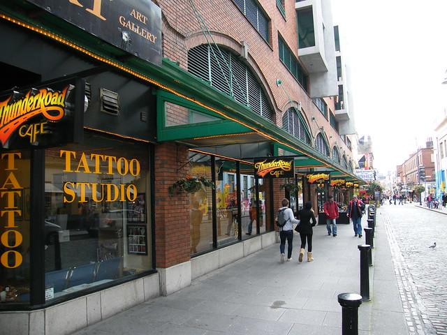 Logo for beauty parlour joy studio design gallery best for Best tattoo shop dublin