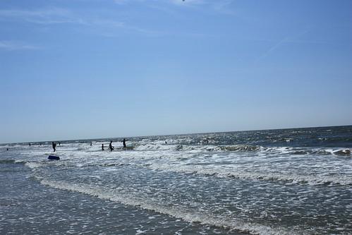Praia na Holanda