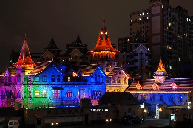 上海马勒别墅(北部全景)