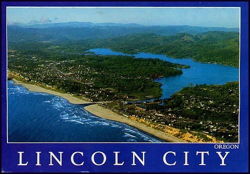Lincoln City Beach Homes