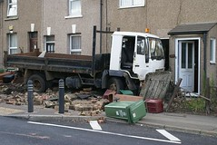 Erith Lorry Crash