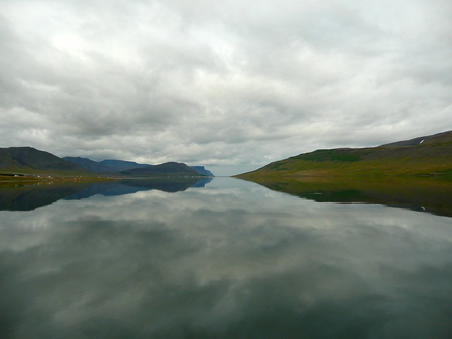Dýrafjörður [Spegill][Espejo][Mirror]