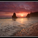 Ruby Beach Surf by jpeder55