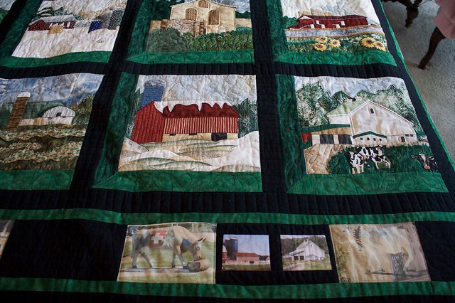 Quilt Patterns On Wisconsin Barns : Wisconsin barn quilts IMG_2500 Flickr - Photo Sharing!