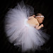 Newborn ballerina by FLPhotonut