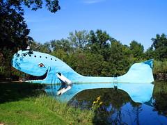 Catoosa Whale