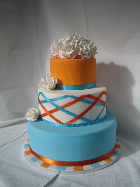 Summer Wedding Trends - Tourquoise & Orange - a gallery on Flickr