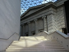 The Great Court. British Museum.