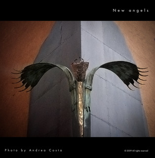 New angel – Praga