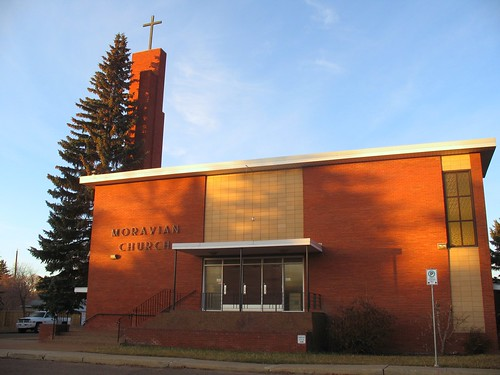 Edmonton Moravian Church