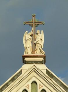 Firenze - Basilica di Santa Croce - particolare
