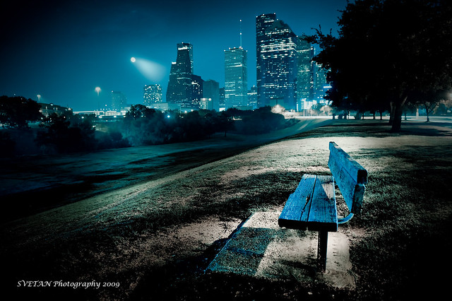 NUMBER ONE BENCH IN HOUSTON
