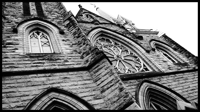 Holy Rosary Cathedral by Olympus PEN