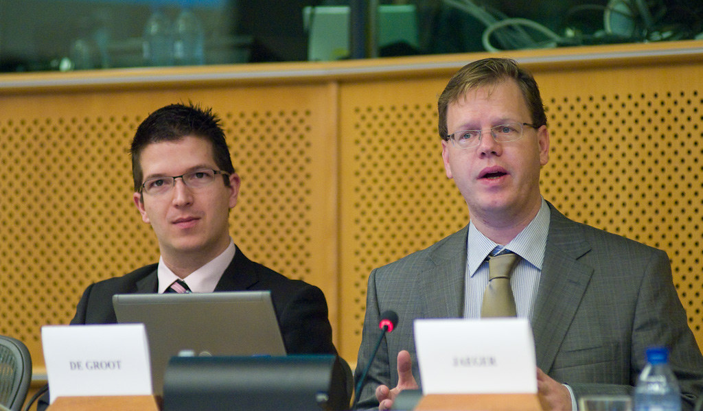 Adriaan de Groot, Free Software Foundation Europe