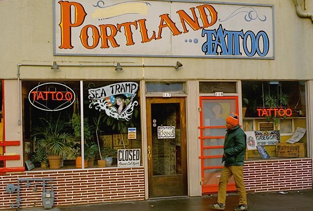 Portland tattoo 117 northwest 6th avenue portland for Tattoo shops in portland oregon