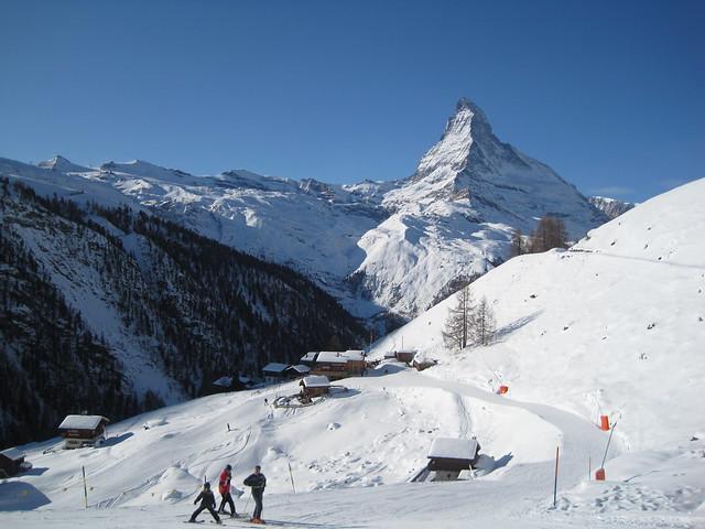 Zermatt Ski Resort Hotels