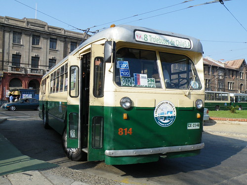 Trolley 814