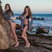 Canon 5D Mark II Photos Beautiful Professional Ballet Dancer Sisters! Swimsuit Bikini Model Ballerina Sisters!