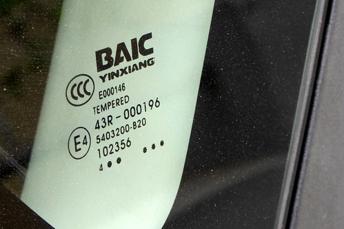 BAIC YX S2 - Lima, Perú