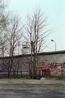 .10. //60g/6c/666/1.f - Berlin Wall, Germany 1987