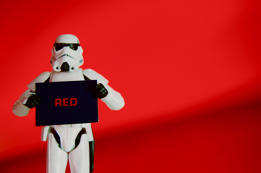 Imperial Art Appreciation: Red