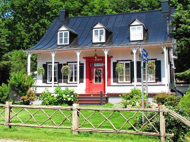 A la vieille maison fradet saint laurent ile d 39 orleans for A la vieille maison fradet
