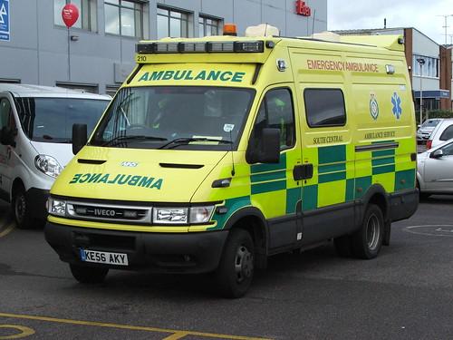 Berkshire Ambulance