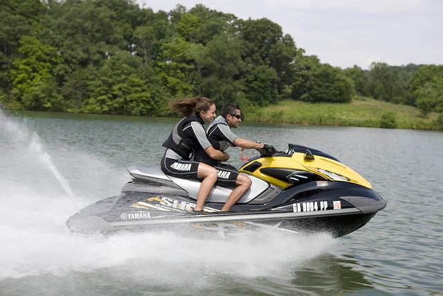 Yamaha Waverunner Iii Gp Top Speed