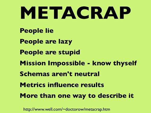 metacrap