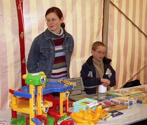 marché aux puces (2004)