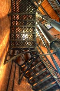 Image of High Bridge Water Tower near Bronx. nyc harlem highbridgewatertower sigma18200