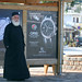 Greek Orthodox Priest in Elounda