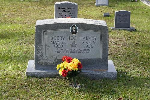 harvey relatives