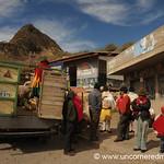 Heading Home from the Zumbahua Market, Ecuador